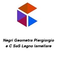 Negri Geometra Piergiorgio e C SaS Legno lamellare