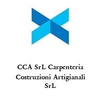 CCA SrL Carpenteria Costruzioni Artigianali SrL