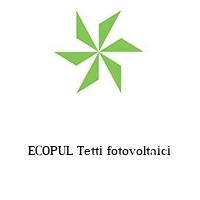 ECOPUL Tetti fotovoltaici