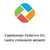 Fiammengo Federico SrL Lastre contenenti amianto