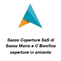 Sacco Coperture SaS di Sacco Mario e C Bonifica coperture in amianto