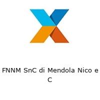 FNNM SnC di Mendola Nico e C