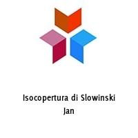 Isocopertura di Slowinski Jan