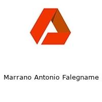 Marrano Antonio Falegname