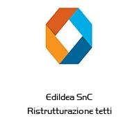 Edildea SnC Ristrutturazione tetti