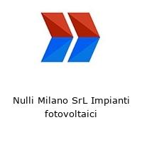 Nulli Milano SrL Impianti fotovoltaici