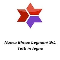Nuova Elmas Legnami SrL Tetti in legno