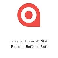 Service Legno di Nisi Pietro e Raffaele SnC