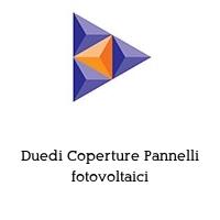Duedi Coperture Pannelli fotovoltaici