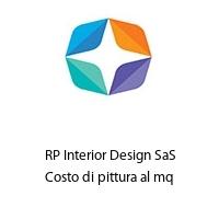 RP Interior Design SaS Costo di pittura al mq