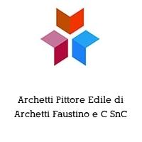 Archetti Pittore Edile di Archetti Faustino e C SnC