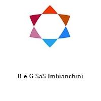 B e G SaS Imbianchini