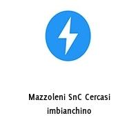 Mazzoleni SnC Cercasi imbianchino
