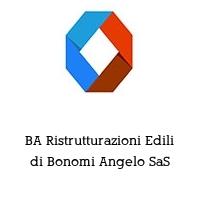 BA Ristrutturazioni Edili di Bonomi Angelo SaS