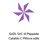 GeDL SnC di Pappada Cataldo C Pittore edile