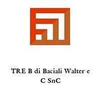 TRE B di Baciali Walter e C SnC