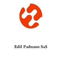 Edil Paduano SaS