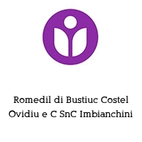 Romedil di Bustiuc Costel Ovidiu e C SnC Imbianchini