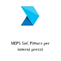 MEPS SnC Pittura per interni prezzi