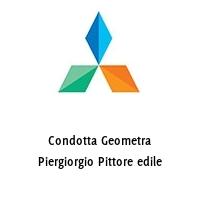 Condotta Geometra Piergiorgio Pittore edile