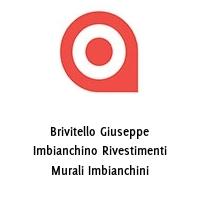 Brivitello Giuseppe Imbianchino Rivestimenti Murali Imbianchini