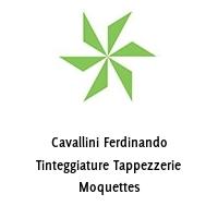 Cavallini Ferdinando Tinteggiature Tappezzerie Moquettes