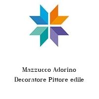 Mazzucco Adorino Decoratore Pittore edile