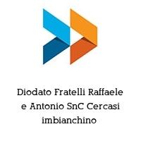 Diodato Fratelli Raffaele e Antonio SnC Cercasi imbianchino
