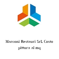 Marconi Restauri SrL Costo pittura al mq