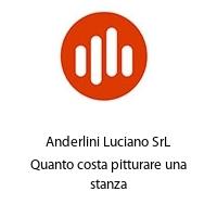 Anderlini Luciano SrL Quanto costa pitturare una stanza