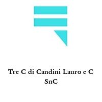 Tre C di Candini Lauro e C SnC