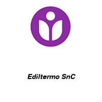 Ediltermo SnC