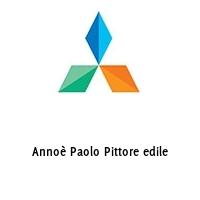 Annoè Paolo Pittore edile