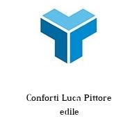 Conforti Luca Pittore edile