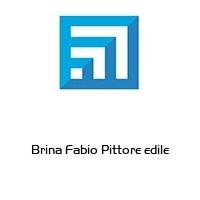 Brina Fabio Pittore edile