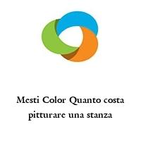 Mesti Color Quanto costa pitturare una stanza
