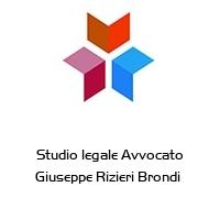Studio legale Avvocato Giuseppe Rizieri Brondi