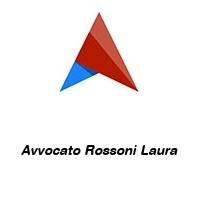 Avvocato Rossoni Laura