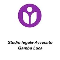 Studio legale Avvocato Gamba Luca