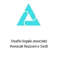 Studio legale associato Avvocati Rozzoni e Sesti