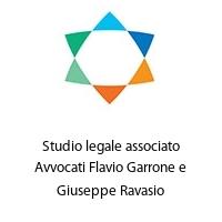 Studio legale associato Avvocati Flavio Garrone e Giuseppe Ravasio