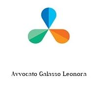 Avvocato Galasso Leonora