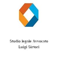 Studio legale Avvocato Luigi Sirtori
