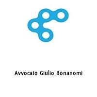 Avvocato Giulio Bonanomi