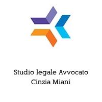Studio legale Avvocato Cinzia Miani