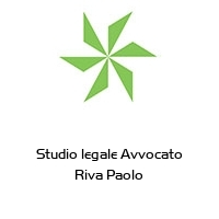 Studio legale Avvocato Riva Paolo
