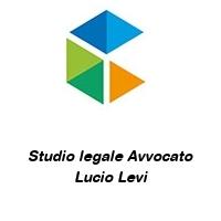 Studio legale Avvocato Lucio Levi