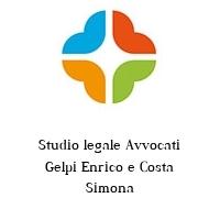 Studio legale Avvocati Gelpi Enrico e Costa Simona