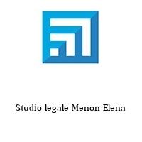 Studio legale Menon Elena