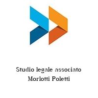 Studio legale associato Morlotti Poletti